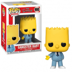 Funko Pop – The Simpsons – Gangster bart 900