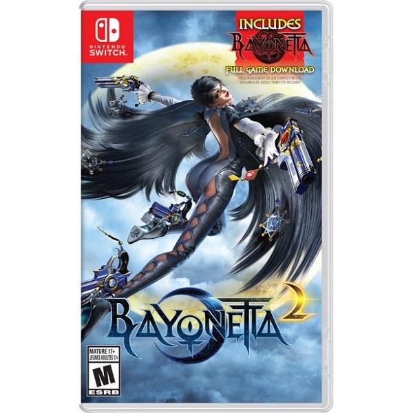 Bayonetta 1 & 2 Nintendo Switch