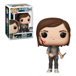Funko Pop – The Last Of Us Part 2 – Ellie 601