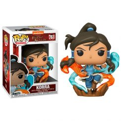 Funko Pop – The Legend of Korra – Korra 761