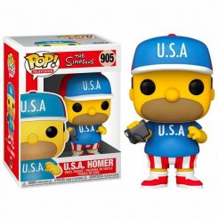 Funko Pop – The Simpsons – U.S.A Homer 905