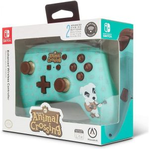 Control inalambrico Switch Animal Crossing