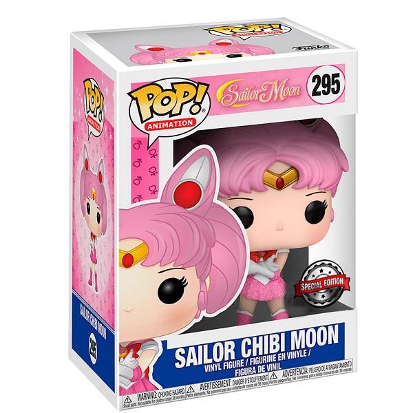 Funko Pop – Sailor moon – Sailor chibi moon 295