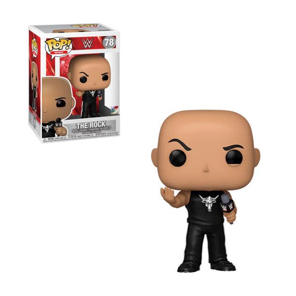 Funko Pop – WWE –  The rock 78
