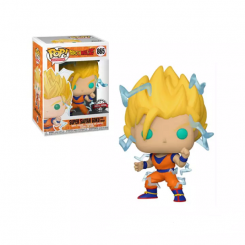 Funko POP! – Dragon Ball Z – Super Saiyan Goku w/ Energy 865