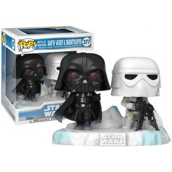 Funko Pop – Star Wars – Darth Vader & Snow trooper 377