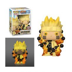 Funko Pop – Naruto Shippuden – Naruto (Sixth Path Sage) 932 Glow special edition