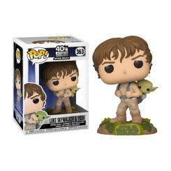 Funko Pop – Star Wars – Luke skywalker & Yoda 363