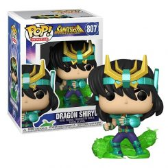 Funko pop – Saint Seiya – Dragon  Shiryu 807