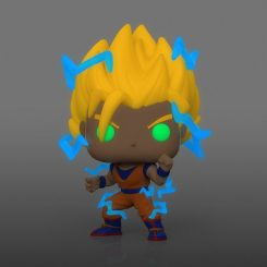 Funko POP! – Dragon Ball Z – Super Saiyan Goku w/ Energy 865 CHASE