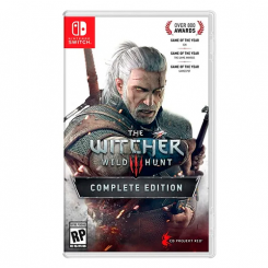 The Witcher Wild Hunt Complete Edition