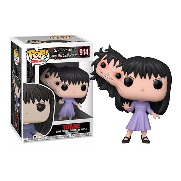 Funko Pop – Junji ito collection – Tomie 914