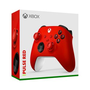 Control Xbox Series X/S Red Pulse
