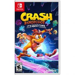 Crash Bandicoot 4 It´s about time