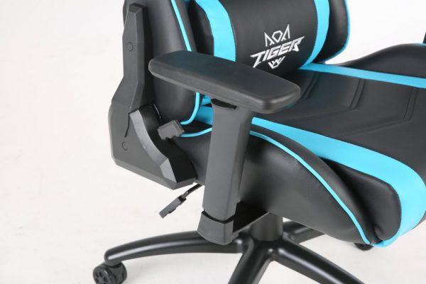 Silla Gamer Tiger Azul
