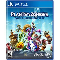 Plants vs Zombies Batalla por Neighborville ps4