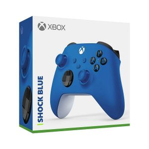 Control Xbox Series X/S Shock Blue