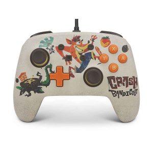 Control alambrico Switch Crash bandicoot 4