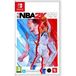 NBA 2K22 Switch