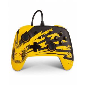 Control alambrico Switch Pokemon Pikachu Yellow