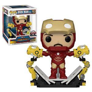 Funko pop – Iron man 2 – Iron man w/Gantry 905
